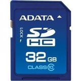 Secure Digital Card SDHC 32GB class10 ADATA